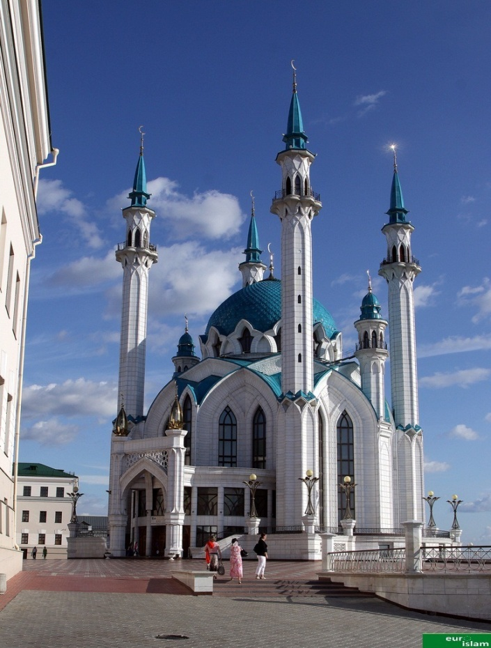 The World most beautiful mosques « European Muslims